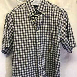 Tommy Hilfiger short sleeve shirt. Menace